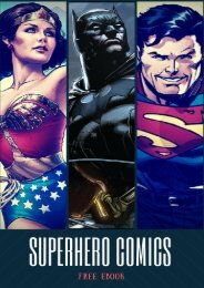 Superhero Comics Free Ebook