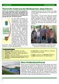 Thermische Sanierung des Kindergartens abgeschlossen - Niederleis - Seite 4