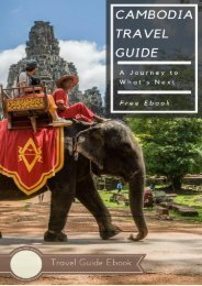 Cambodia Travel Guide Ebook
