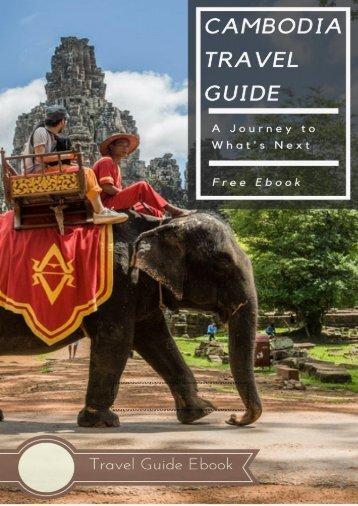 Cambodia Travel Guide Ebook