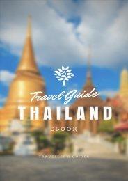 Thailand Travel Guide Ebook