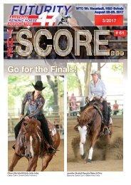 The Score 3/17 #61