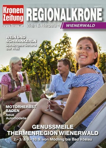 Regionalkrone Wienerwald 2017-08-24
