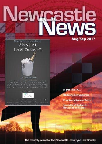 Newcastle News Sep 2017