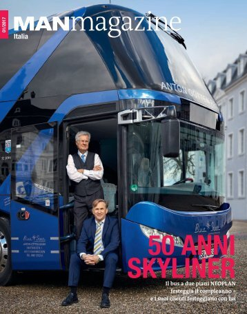 MANmagazine Bus edition 1/2017 Italia