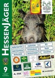 HessenJäger 09/2017 Kleinanzeigen