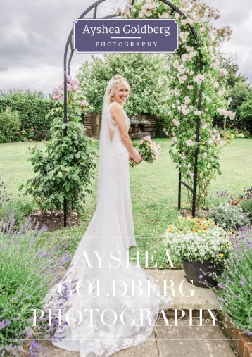 Ayshea Goldberg Photography