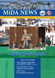 MiDA Newsletter Vol1 Issue 3