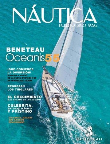 Nautica Puerto Rico Magazine Vol. 18