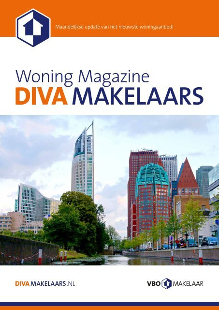 DIVA Woningmagazine #9, september 2017