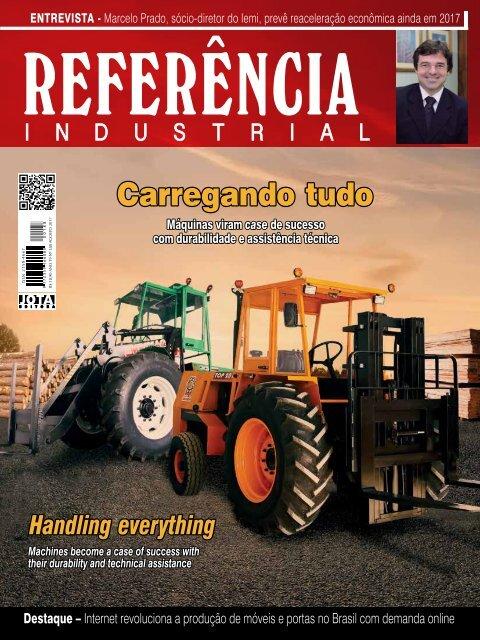 Agosto/2017 - Referência Industrial 188