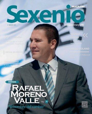 Sexenio Magazine Agosto