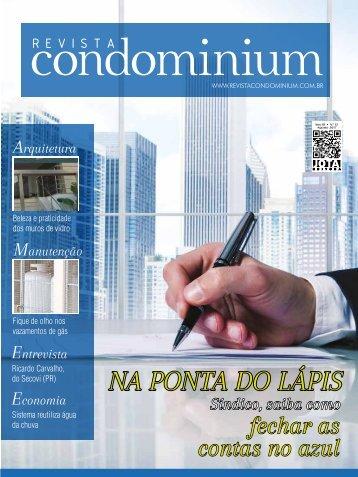 Agosto/2017 Revista Condominium 12