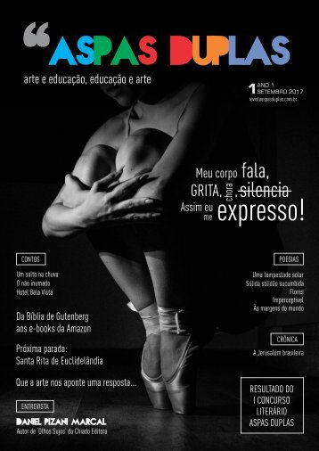 REVISTA ASPAS DUPLAS - EDICAO 01