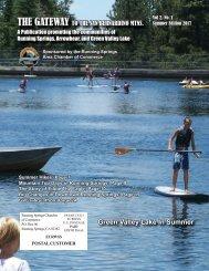 Gateway Magazine (RSACC) Summer 2017