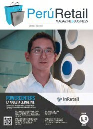 REVISTA PERÚ RETAIL MAGAZINE$BUSINESS - EDICIÓN 9