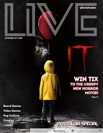 Live Magazine September 2017