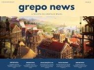 GREPO NEWS - Edição Teste