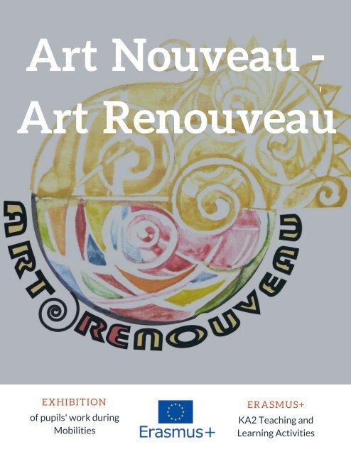 Art Nouveau-Art Renouveau Exhibition book