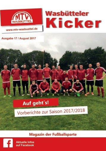Wasbütteler Kicker 2_2017