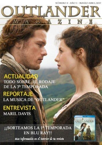 Outlander Magazine 01