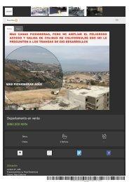 Departamentos en Venta - La Rioja Tijuana - GIG Desarrollos Inmobiliarios  -