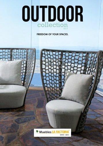 Catalogo muy Grande Nº2 de Muebles de Exterior