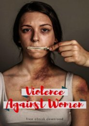 Violence Against Women Free Ebook
