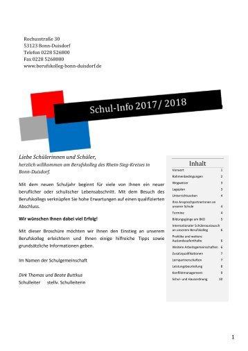 Berufskolleg Bonn Duisdorf hallo bonn das bonner buerger buch 2017