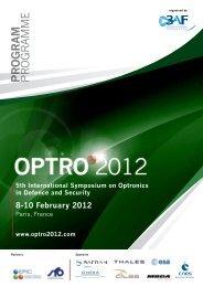 ROO m 1 ROO m 2 ROO m 3 - OPTRO 2012
