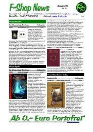Bestellfax: 06087/9887008 – Internet: www.f-shop.de - Ulisses Spiele