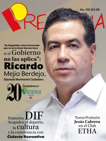 Revista Presencia Acapulco 1061