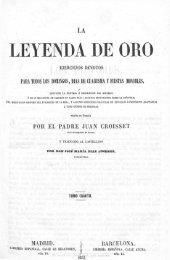 Tomo Cuatro Leyenda de Oro -Vidas de Los Martires-