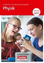 CorEx - Physik (Natur und Technik) | Bachmann Lehrmittel