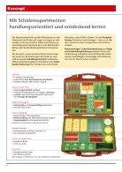 CorEx - Experimentieren und Begreifen | Bachmann Lehrmittel - Seite 6