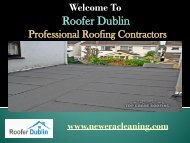 Property Management Roof Repair