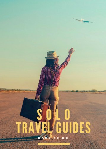 Solo Travel Guides