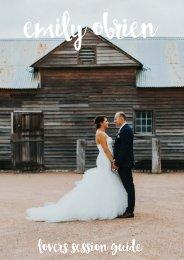 EOB WEDDING GUIDE 2017