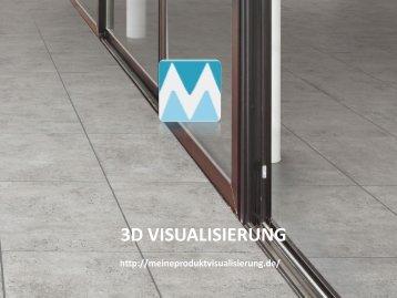 3D VISUALISIERUNG