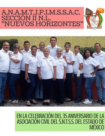 Nuestra visita a Mexico!