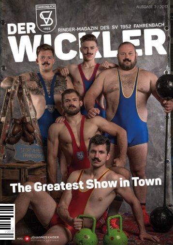 Vereinsmagazin - Der Wickler 3. Ausgabe 2017