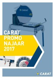 Folder Carat najaar 2017