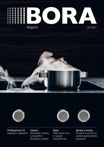 BORA Magazin – Tschechisch