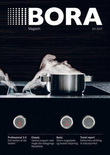 BORA Magazin – Dänisch