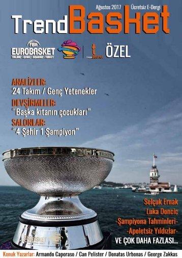 Trendbasket EuroBasket 2017 E-Dergi