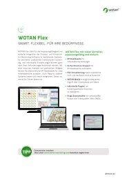 WOTAN Flex - Für große IT Umgebungen