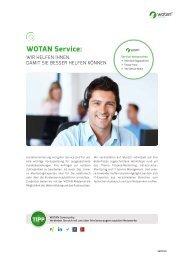 WOTAN Kundenservice - Wir sind für Sie da