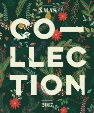 CATALOGUE THE COLLECTION XMAS 2017 FRANCE