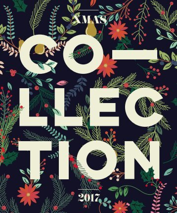 CATALOGO THE COLLECTION XMAS 2017 ESPAÑOL