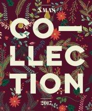 CATALOGUE THE COLLECTION XMAS 2017 ENGLISH